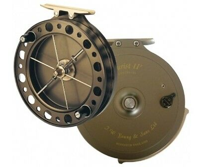 J W Young Purist II All Purpose Centrepin Reel 4.5  X .75  • 329.99£