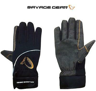 Savage Gear Shield Gloves**All Sizes**Pike Predator Handling Protection Gloves  • 21.94£