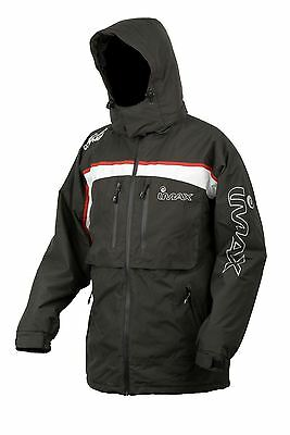 Imax Ocean Thermo Jacket Grey/Red Sz L • 49.88£