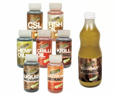 Crafty Catcher Liquids 250ml Oil Extracts PVA Friendly Attractant Fishing Bait • 7.69£