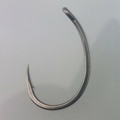 Mod Elite Series Crank Wide Gape Carp Hooks Micro Barbed / Barbless Bulk Deals • 8.50£