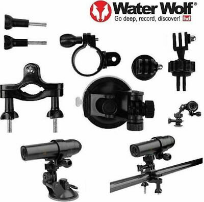 Amazing Underwater Inline Hd Camera  Water Wolf  Accessories Pack • 43.15£