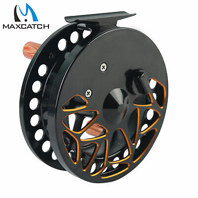 Maxcatch Center Pin Float Reel Super Smooth Floating Fishing Reel 4 1/2  110mm • 60.11£