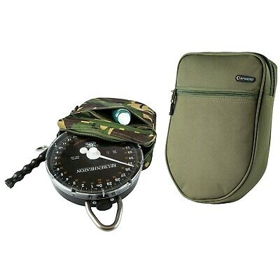 Speero Scales Pouch DPM Camo Green Protective Padded Pouch Carp Fishing Bag New • 15.95£