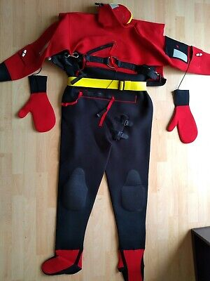 Guy Cotten Thermal Protection Suit Height 180cm Sailing Sea Fishing • 99£