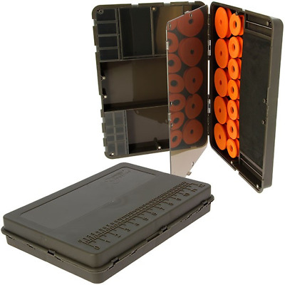 Ngt Dynamic Carp Fishing Tackle Box Rig Storage System For Terminal Tackle  • 19.95£