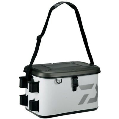 Daiwa Mobile Tackle Bag S 40 (A) White Fishing Equipment With Tracking Japan • 150.16£