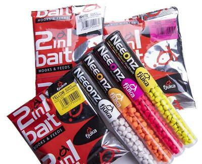 Fjuka Baits 2in1 & Neeonz (All Colours) • 4.99£