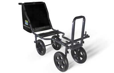 Preston Innovations Four Wheel Match Fishing Shuttle Barrow New • 169.99£