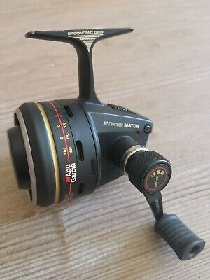 Vintage Abu Garcia 1044 Syncro Match Closed Face Reel In Excellent Condition • 40£