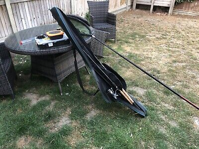 Used Carp Fishing Set Up • 50.50£