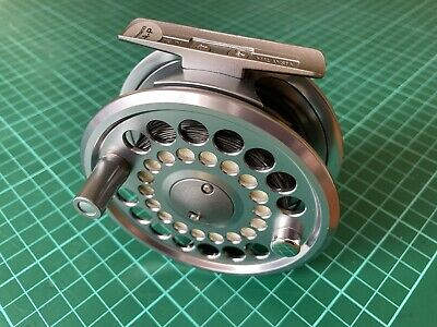 Vintage Shimano Ultegra Fly 7/8 Fly Reel With Line (3.5 Inches Diameter) • 79.99£