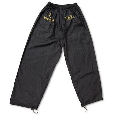 Browning Waterproof Overtrousers All Sizes • 14.99£