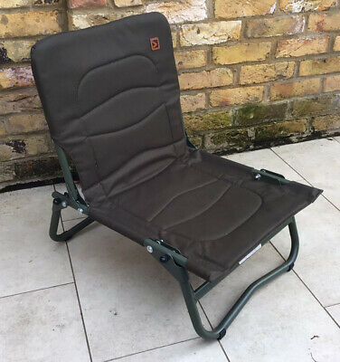 Avid Carp Fishing Acsent Guest Stalking Chair • 33£