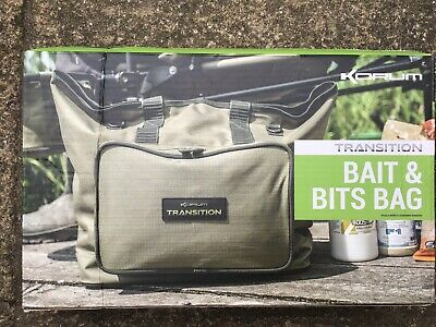 Korum Transition Bait And Bits Bag • 12.50£