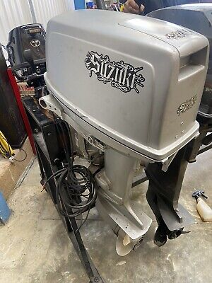 Suzuki DT 25hp Outboard Engine For Boat • 875£