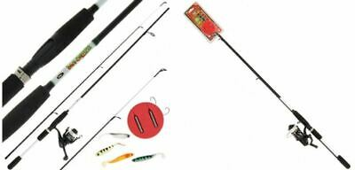 Drop Shot Combo - 7ft Rod, Reel And Accessory Combo • 27.95£