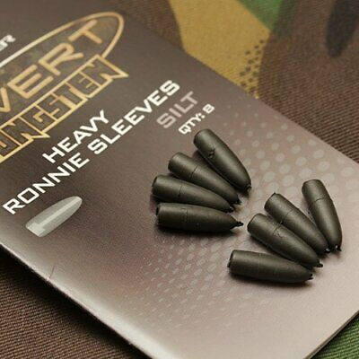 Gardner Tackle Tungsten Ronnie Rig Sleeves  Ronnie Rig Hook Balance Bead Weight • 5.39£