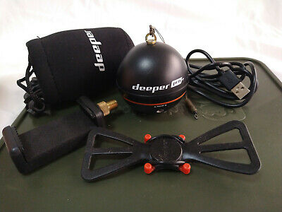 CARP FISHING - Deeper Pro Plus Fishfinder  - With Extras USED • 126£