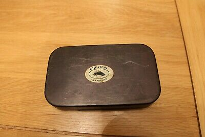 Vintage Wheatley Fly Box With Flies • 14.99£