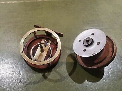 Superb VINTAGE SLATER STYLE COMBINATION REEL • 50£