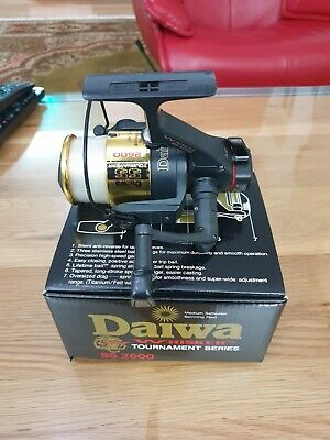 Daiwa Tournament SS2600 In Excellent Working Order Fishing Reel • 52£