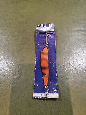 Rare Vintage Abu Toby In Tiger Carded • 7£