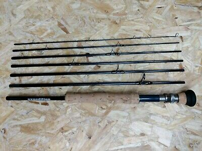 Shakespeare Expedition Travel Fly Rod 9'6  • 16£