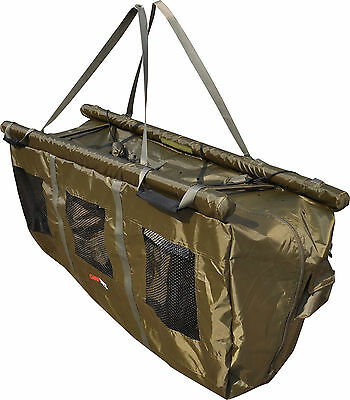 Deluxe Retainer Weigh Sling With Stink Bag, Carp Carp,Weighing,Carp FREE P&P • 37.99£