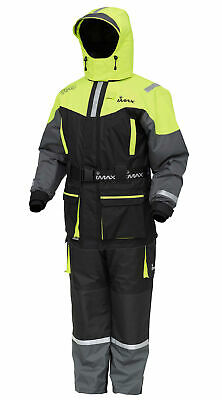Imax SeaWave Floatation Suits - Cod Bass Wrasse Norway Beach Boat Sea Fishing • 119.95£