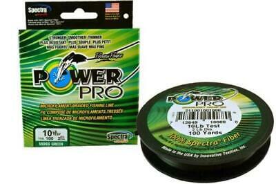 Shimano Power Pro Moss Green 275m Fishing Braid Carp Spod Pike Perch Range New • 29.49£