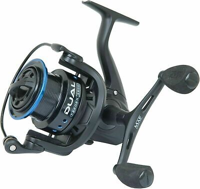 MAP Dual Feeder Fishing Reels Match Fishing Spinning Reels / Spare Spools • 44.99£