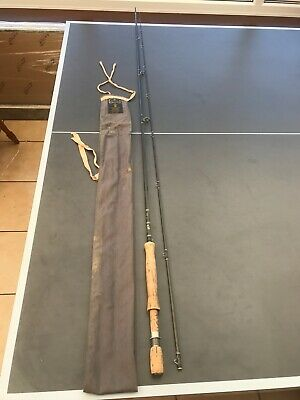 HOUSE OF HARDY ULTRALITE FLY ROD - 10 1/2 Ft. (320cm) #7 - Used/Good With Bag • 180£