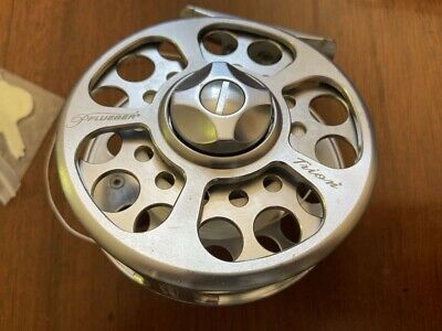 Shakespeare Pflueger Trion Fly Fishing Reel #7/8 Sea Trout, Grilse Etc • 85£