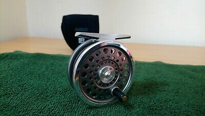 Hardy Marquis LWT 4 Fly Reel + Pouch.  • 195£