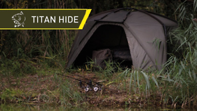 Titan Hide Shelter Carp Fishing Shelter (accessories) • 199.99£