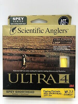 Scientific Anglers Ultra 4 WF 7f Spey Series • 0.99£