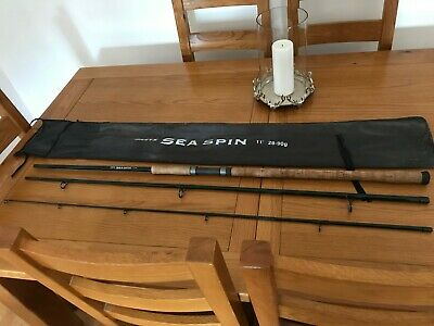Greys Sea Spin Rod - Excellent Condition - 11' 28-90g • 46£