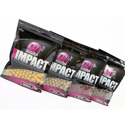 Mainline Baits NEW High Impact Shelf Life Boilies 15mm 1kg *NEW 2020 Flavours* • 13.50£
