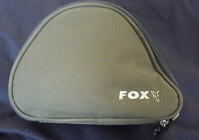 Fox Carp Fishing Large Padded Reel Case - Great Condition. • 0.95£
