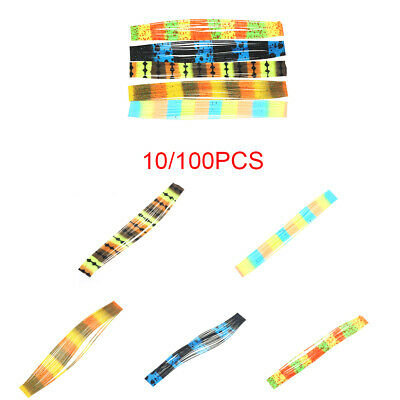 Skirt Lure Skirts 22 Strands Craft Multi-color Silicone Bass Practical • 24.05£