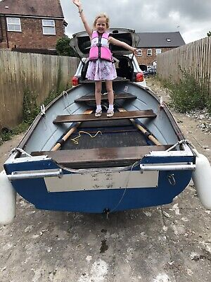 Fishing Boat And Trailer • 750£