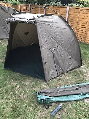 CARP BELL Bivvy  Tent Shelter With Ground Sheet • 62.01£