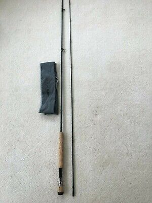 Greys GRX 9' 6  Fly Fishing Rod #7/8 Great Condition • 34.99£