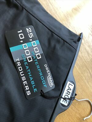 Drennan 25k Trousers- Large • 80£