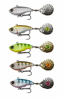 Savage Gear Fat Tail Spinner | *NEW LURE* | Perfect For Perch, Pike, Trout, Bass • 7.65£
