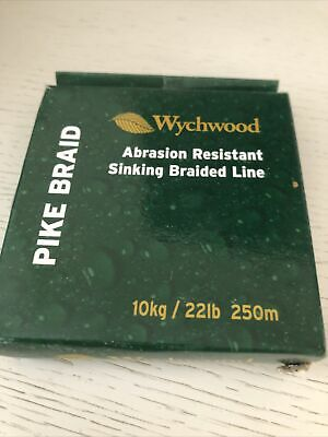 Wychwood Pike Braid-pike Fishing • 8£