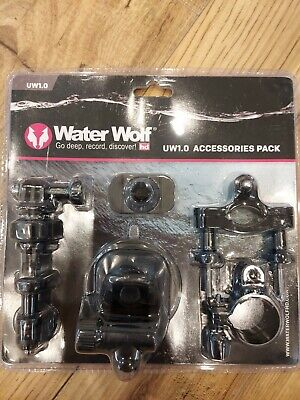Water Wolf UW1.0 Accessories Kit | Water Wolf Accessory / Clamp / Mount • 26.92£
