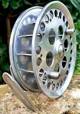 Adcock Stanton Centrepin Fishing Reel 5 X1  Severn Trent Wye Barbel Chub Roach  • 105£