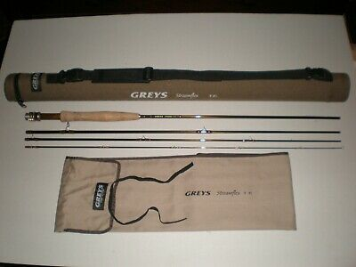 GREYS   Streamflex   9' #5  4pce. Fly Rod. • 130£